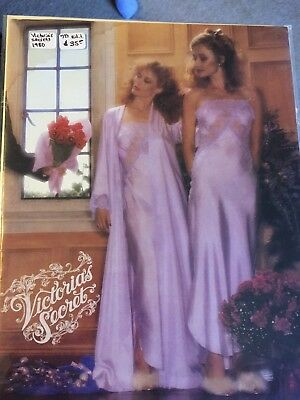Vintage Victoria's Secret Catalog, 7th Edition, 1980