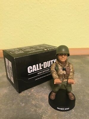 Call of Duty WWII Officer Mini Figur Cable Guy NEU