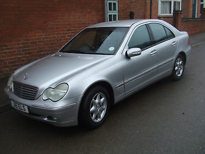Mercedes Benz C200  +  Free Private Number plate