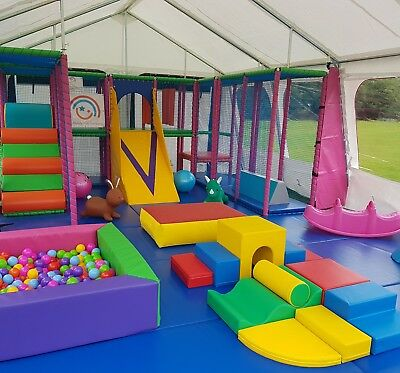 Soft play equipment/ mobile soft play business