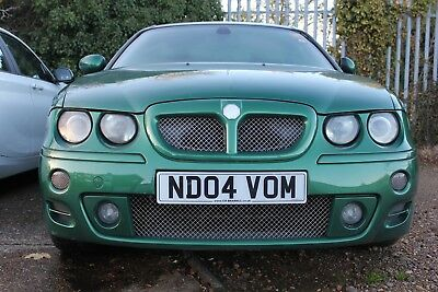 MG ZT 120 LeMans Green for parts or repair