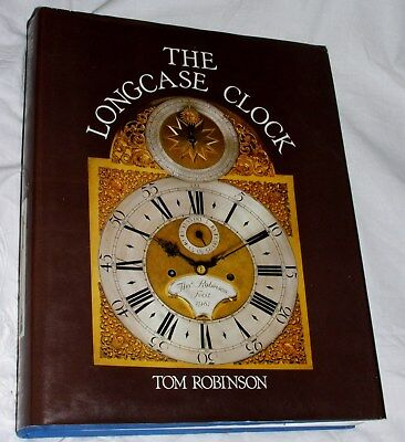 THE LONGCASE CLOCK by Tom Robinson (1989)  Can deliver, please see description