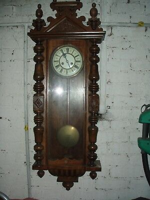 Antique Chiming Wall Clock - not Working