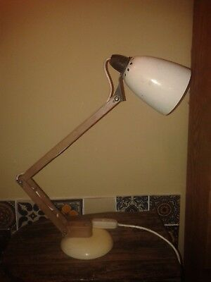 Original vintage Maclamp by Terence Conran, 1960s design classic