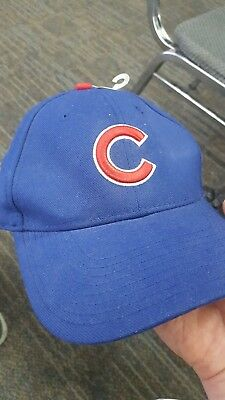 check out ef418 7292e ... promo code for chicago cubs embroidered adult blue snapback baseball  hat cap mlb wrigley field 12c16
