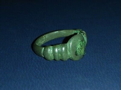 Large ring, the period of Kievan Rus. C 8-10 AD. Viking.