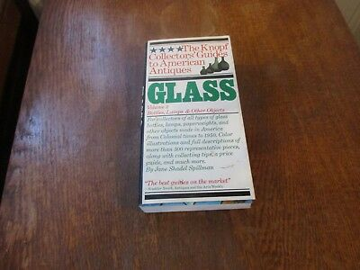 The Knopf Collector's Guides to American Antiques: American Art Glass Bottles by