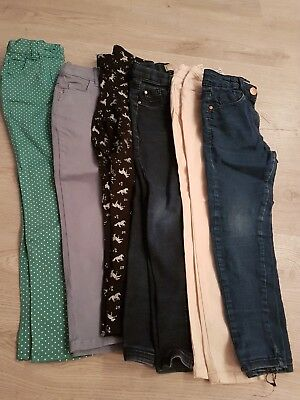 Girls Jeans/bottoms Age 6 /7 Years