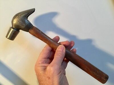 Vintage FARRIER driving HAMMER Champion Tool Co blacksmith with patent