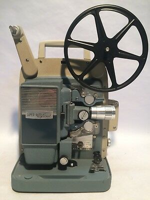 Vintage Bell & Howell 363 AutoLoad Super 8 Movie Projector