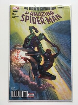Amazing Spider-Man 798 First Appearance Red Goblin NM Alex Ross Cover
