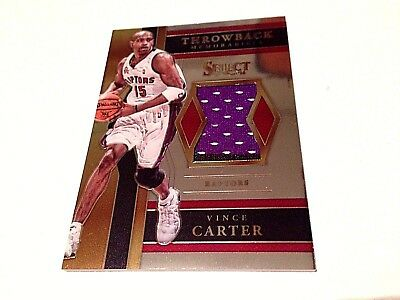Panini NBA 2013//2014 adrenalyn xl #025 vince Carter-above the rim