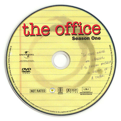 The Office - Season One (DVD, 2005, DISC ONLY)