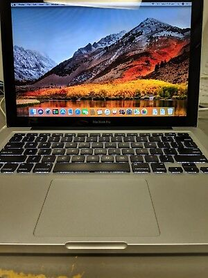 "Apple MacBook Pro 13.3"" Laptop i7, 500GB SSD, 4GB ram - MC724LL/A"