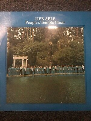 He's Able People's Temple Choir ( Original Unopened )