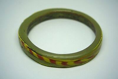 Ancient Byzantine Glass Bracelet Perfect Condition 300 AD Era
