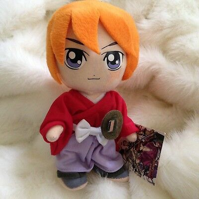 New Rurouini Kenshin Anime Doll
