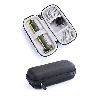 Hard Case For Philips Norelco OneBlade Electric Trimmer Shaver Storage Organizer