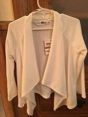 NWT EPIC THREADS Ivory Infant/ Toddler Girl Cardigan Size 3T
