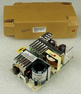 ARTESYN-ASTEC DC POWER Supply, LPS64, 15Vdc, 5 3A, Used