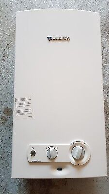 Junkers Jetatherm Compact hydropower WR 11- 2 G23