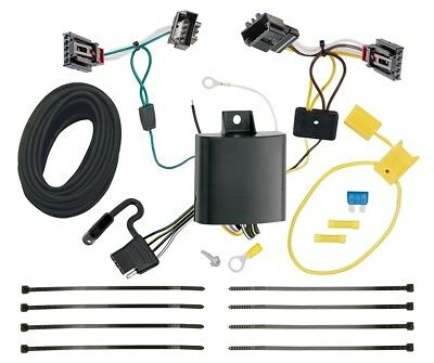 Sensational Trailer Wiring Harness Kit For 11 17 Vw Volkswagen Touareg All Wiring Cloud Usnesfoxcilixyz