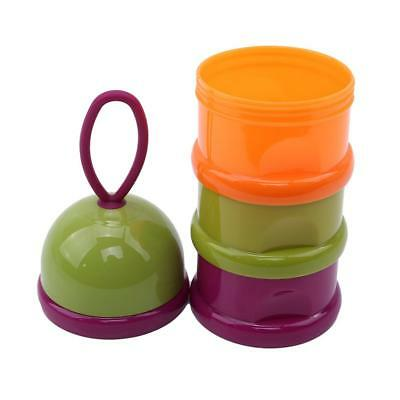 Clevamama Infant Dry Formula Container For When Travelling In Assorted Colours