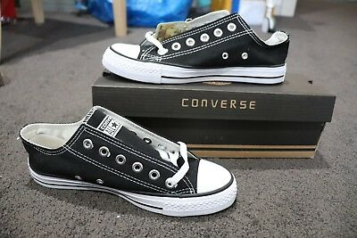 CONVERSE Chuck Taylor All Star Canvas US Womens/Mens Size Low-Cut Sneaker Shoes