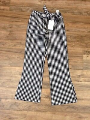 c8abed37 ZARA TRAFALUC COLLECTION women wide leg pant: size small - $45.00 ...