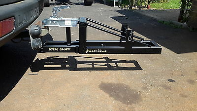 Trike dolly/trailer 120mm from fastrikes plus drop plate