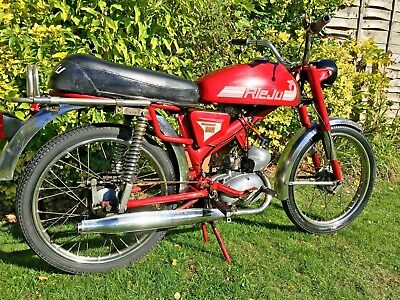 RARE 1970s  SPORTS MOPED, PUCH AP50 FS1E