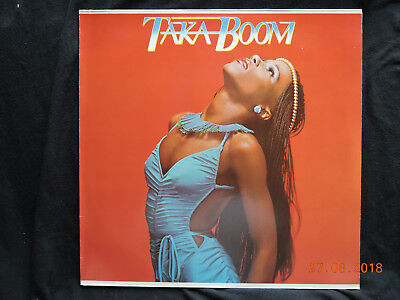 "Taka Boom: Taka Boom, 12"" Vinyl, LP, cleaned + washed, GOOD+"