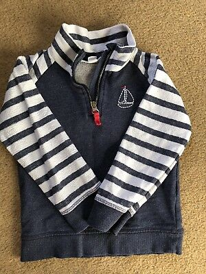 little white company 18-24 months boys Sweater