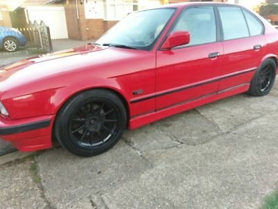 71,000 miles, E34 1991 BMW 535i Hartge H5, 1 of only 5 in the Country.
