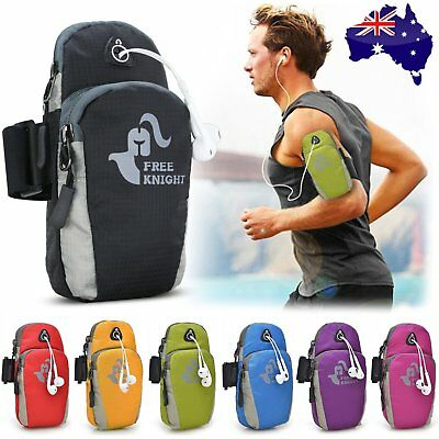 Sports Gym Running Slim Armband For Apple iPhone XS XR 8 Plus Arm Band Pouch WV
