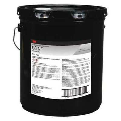 3M 98NF Adhesive Five Gallon Hi Strength Non Flammable Red