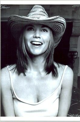 Diane Lane - Tank Top And Cowboy Hat !!!!!