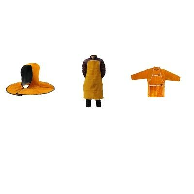 Welding Clothing & Apron & Cover Head Neck Protection Welder Hat