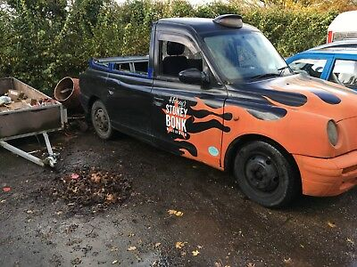 LTI London Taxi V Reg Spares or Repair
