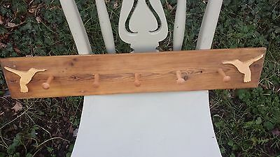vintage shaker peg coat hook / kitchen utensil rack / bathroom  / Victorian