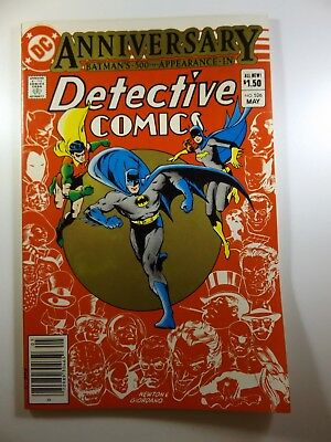 Detective Comics #526 500th Appearance of The Dark Knight!! Beautiful VF-NM!!!