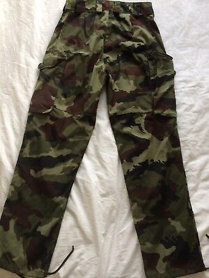 Irish Army Issue DPM Trousers NEW 34