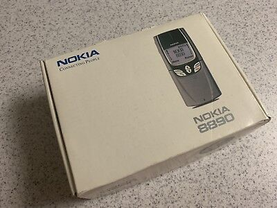 Nokia 8890 Pre-Owned In Original Box / One Owner