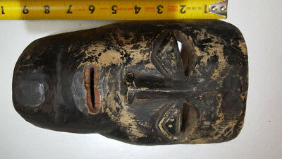Great Native American Indian carved mask.