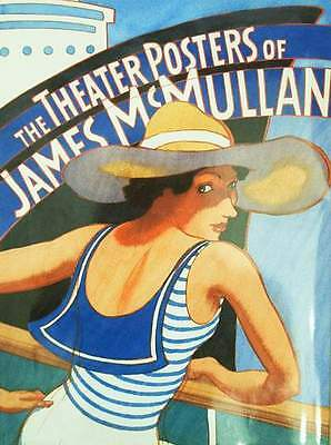 BOOK : The Theater Posters of James McMullan