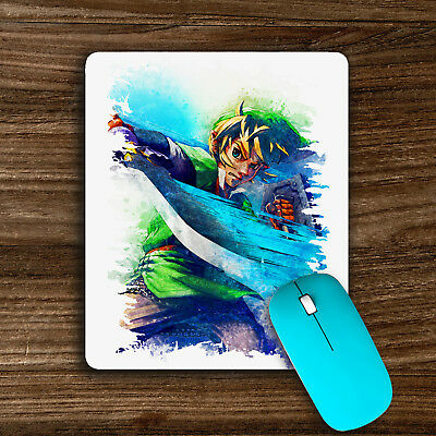 Legend of Zelda Mouse Pad PC Gaming Mousepad Top Quality Desk Mat BIG Size S369