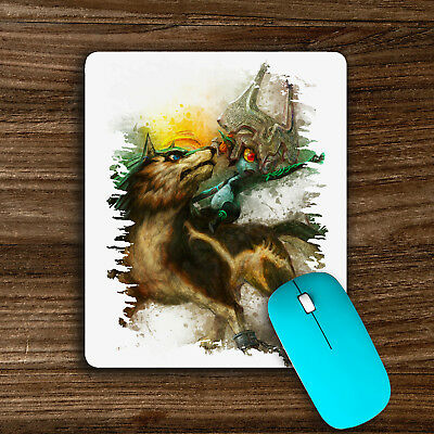 Legend of Zelda Mouse Pad PC Gaming Mousepad Top Quality Desk Mat BIG Size S367