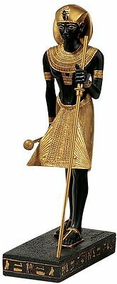 Egyptian Statue from the Tomb of Pharaoh Tutankhamun Replica Reproduction