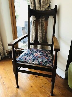 Arts and Crafts Antique Chair