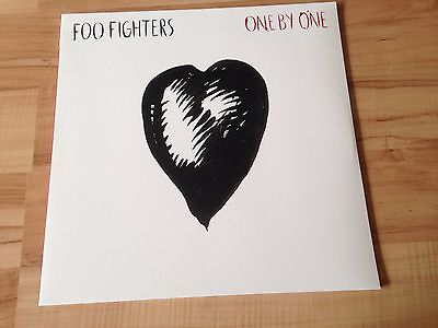 Foo Fighters One By One Vinyl LP Neu Dave Grohl